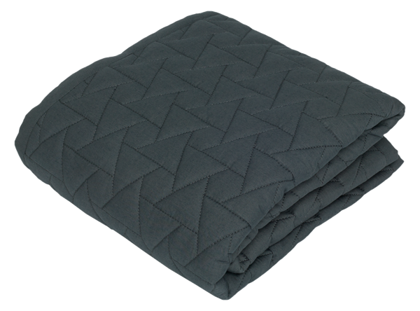 Adult quilt - Quilt Star, Anthracite