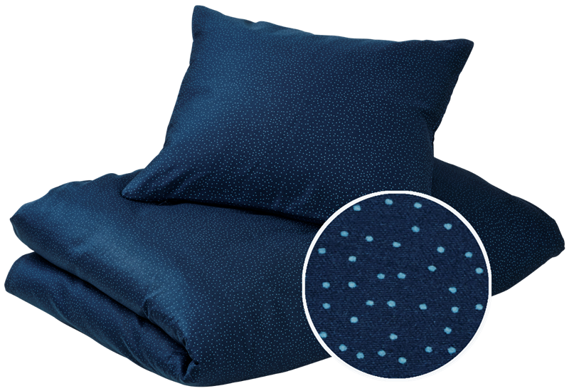 Junior bedding - Mini Dot, Starlight