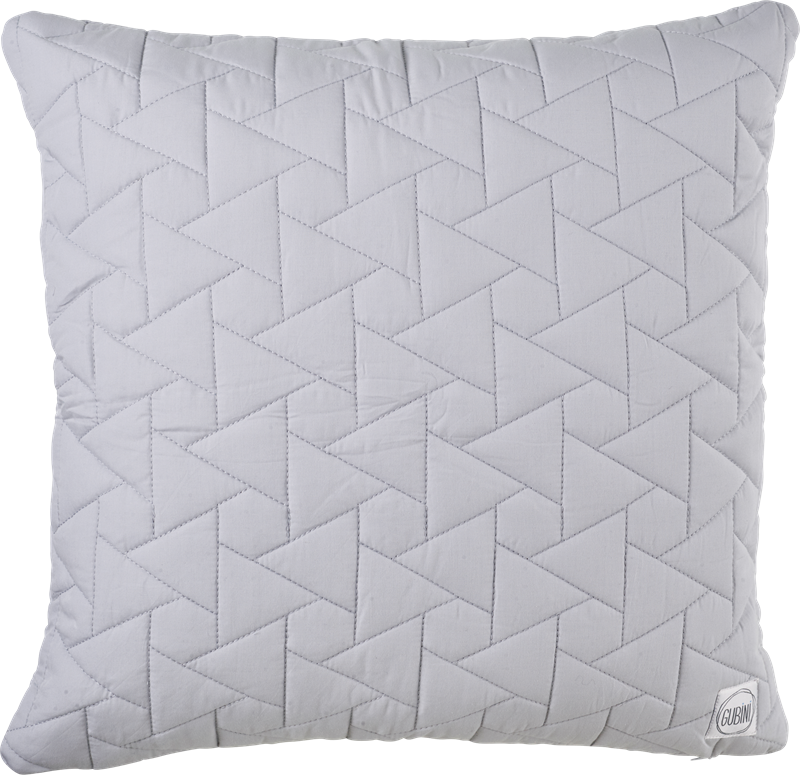 50x50 cushion cover - Quilt Star, Stone